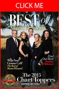 Best of Mount Pleasant (SC) 2015 cover