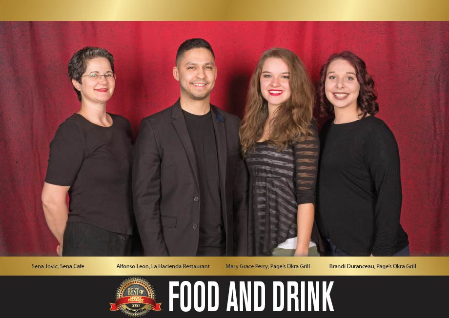 2020 Best of Mount Pleasant Results - FOOD & DRINK category