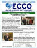 Autumn 2013 ECCO Newsletter