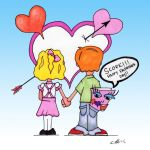 Who Do You Love?  A Lesson by Valerie the Valentine