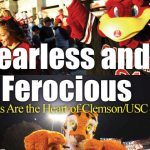 Fearless and Ferocious: Mascots Are the Heart of Clemson/USC Rivalry