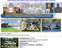 ECON Website: Hidden Lakes Homes