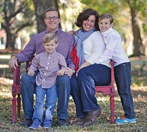 Mount Pleasant's Favorite Dads: Sean Patrick Kennedy
