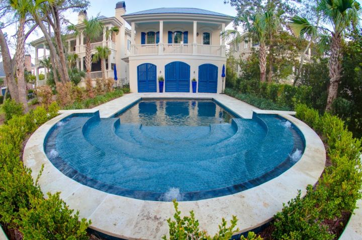 Atkinson Pools can make your most luxurious dreams a reality.