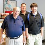 The Simmons Family Sells Seafood by the Seashore  …..And Have for Generations