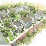 Small Scale Community Meets Large Scale World – Village Park in Mount Pleasant