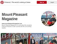 ECON Pinterest Page: Mount Pleasant Magazine