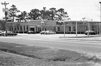 Old Lincoln Middle-High
