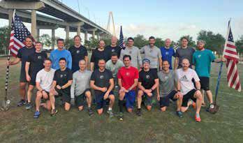 F3 Fitness group Charleston, SC area