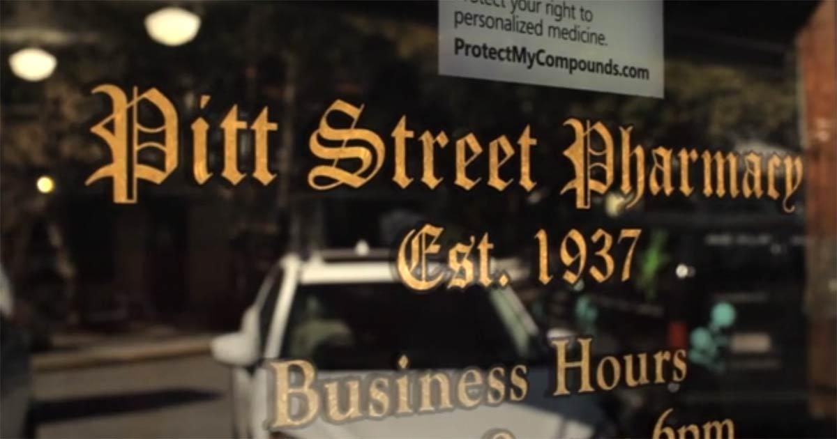 Pitt Street Pharmacy, Old Village, Mount Pleasant.