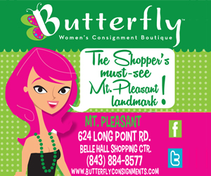 Shop Belle Hall: Butterfly Consignment Boutique