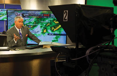 Bill Walsh, chief meteorologist for Live5News/WCSC, Charleston.