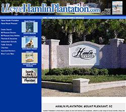 Hamlin Plantation website