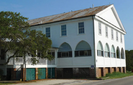 The Pelican Inn B&B. Pawleys Island, SC.