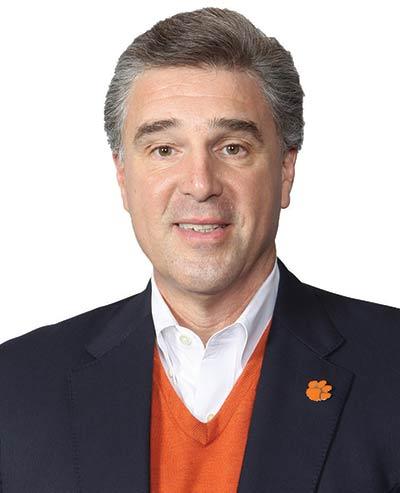 Dan Radakovich, Director of Athletics, Clemson University