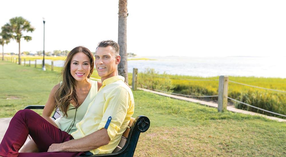 David and Amanda Seay