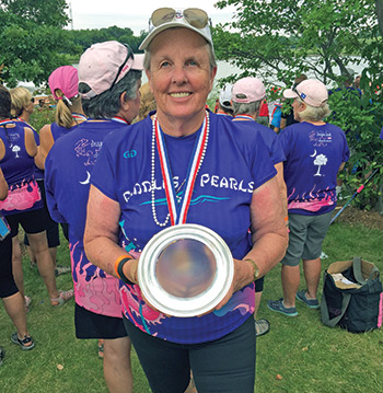 JoAnn Anthony, cancer survivor