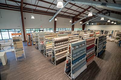 New location of Aiden Fabrics on Hwy 42 in Mount Pleasant, SC