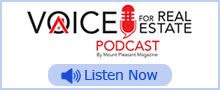 Listen to the VOICE for Real Estate Podcast