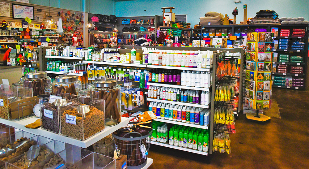 Hairy Winston Pet Boutique & Grocery, Mount Pleasant, SC