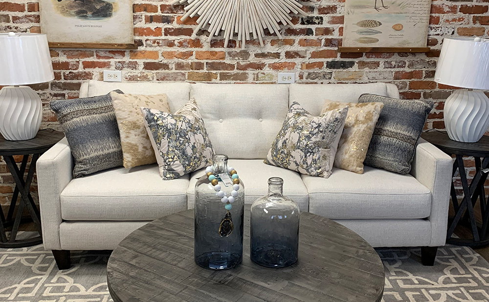 Haven's Furniture & Home Décor has two showrooms in Mount Pleasant, SC