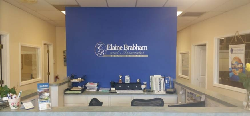 Elaine Brabham & Associates, LLC West Ashley office front desk