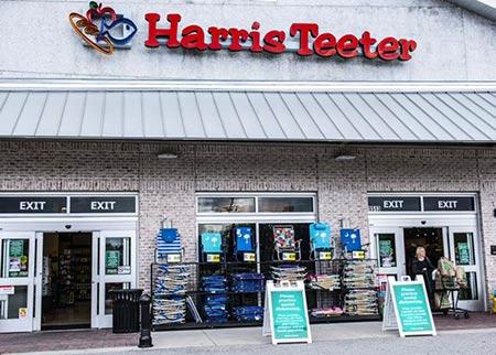 A Harris Teeter store