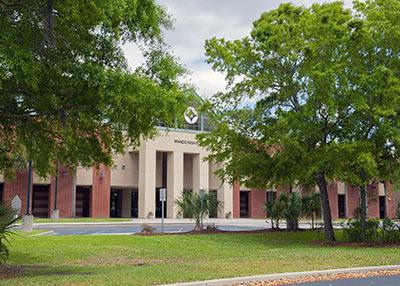 Wando High School photo