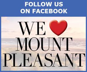 Follow Mount Pleasant Magazine on Facebook