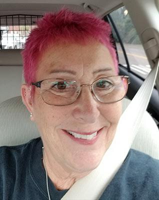 Emily Cravedi, breast cancer survivor
