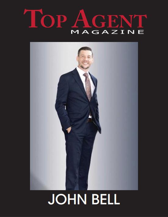 Top Agent Magazine cover