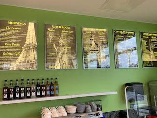 Saveurs Du Monde Cafe, 22 WestEdge in Charleston SC