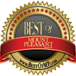 Best of Mount Pleasant trademarked logo