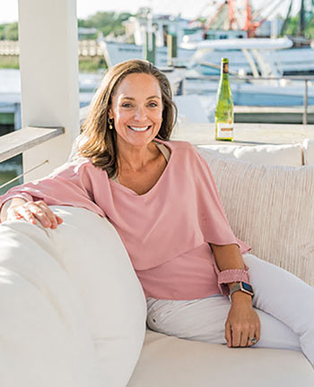 Jennifer McElveen, Director of Education at Bacchus & Books