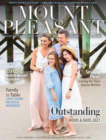 Mount Pleasant Magazine Cover