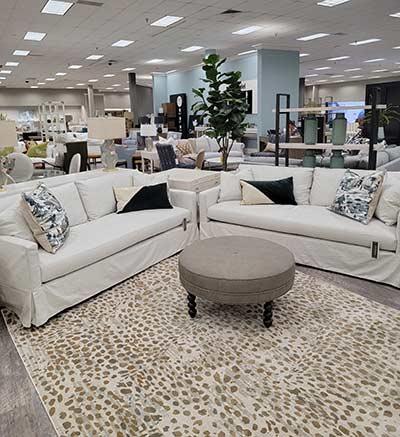 Photo of J&K Home Furnishings showroom in Mount Pleasant, South Carolina. (photo #2).