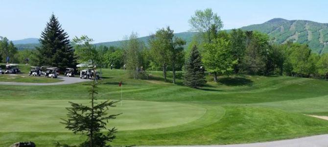 Mount Snow Golf 2021