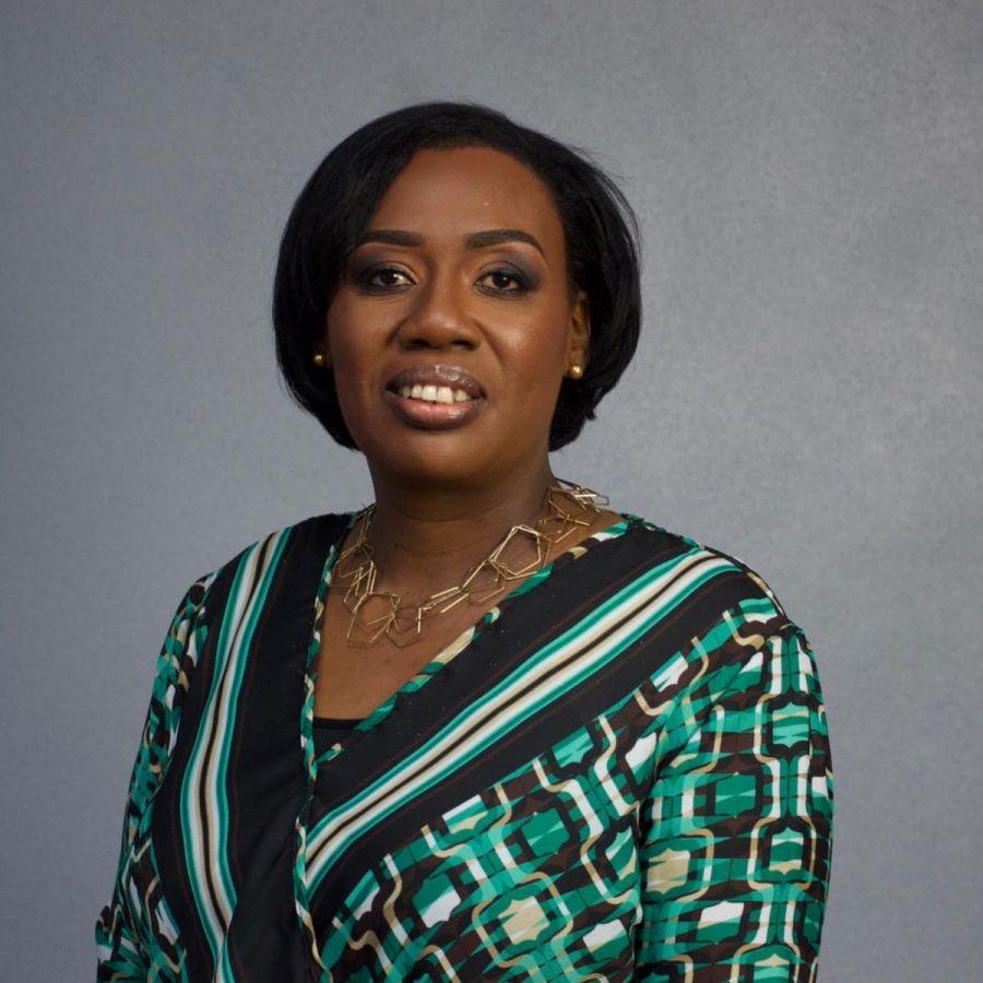 Pastor Edwina Rolle