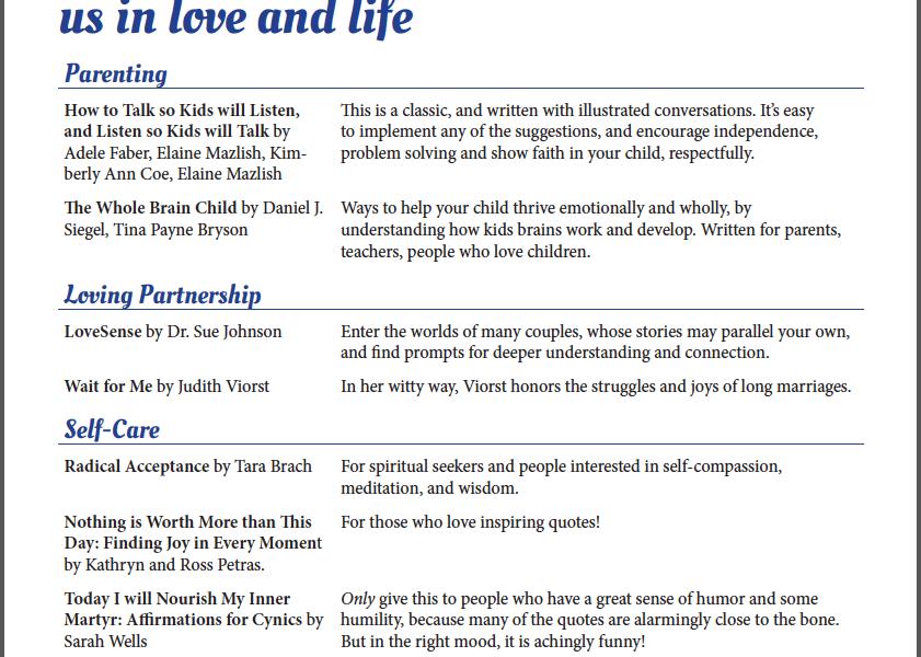 Best relationship books