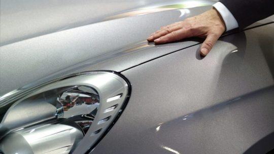 Почему автомобильные детали хромированы?