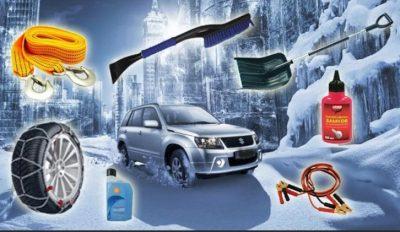 Подготовка авто к зиме.