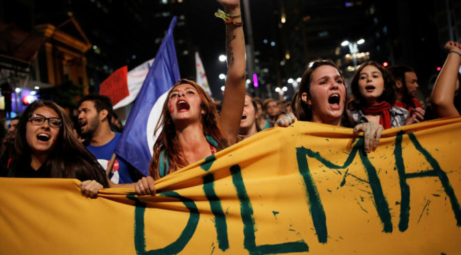 brazilians for dilma