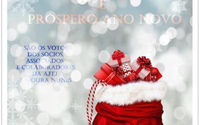 Boas Festas e Próspero Ano Novo