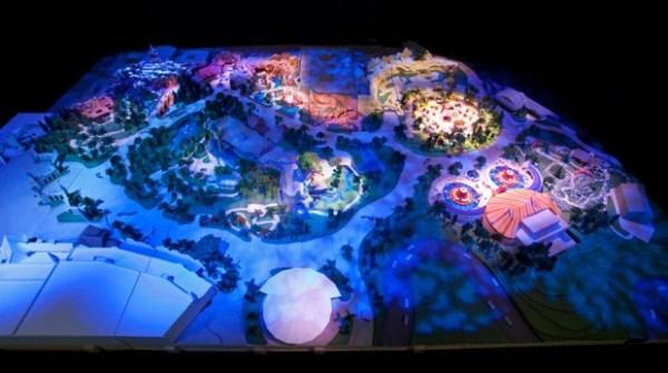 Fantasyland groundbreaking begins for new Magic Kingdom expansion