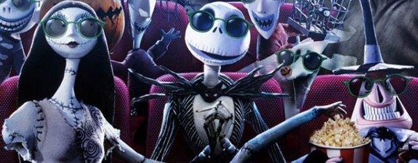 Nightmare Before Christmas returns to El Capitan Theater in 4D