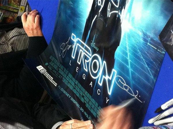 TRON & TRON: Legacy directors meet the fans