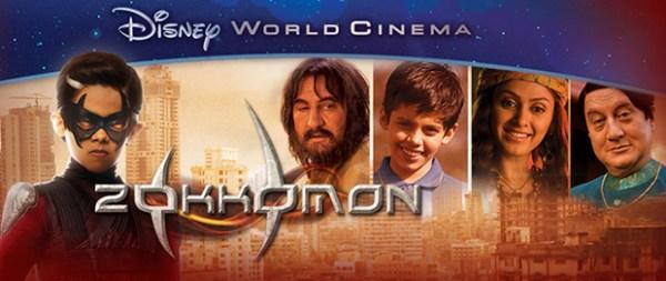 Review – Zokkomon on DVD [Disney World Cinema]
