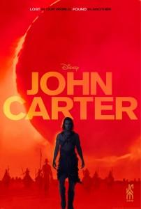 The second poster for Disney's John Carter