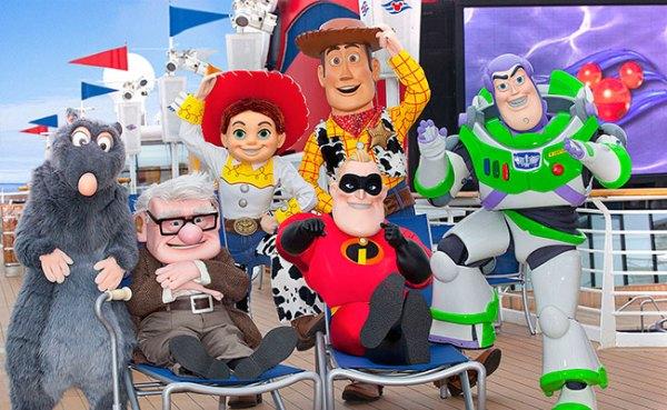 Disney Wonder Offering Special Pixar Cruises This Fall