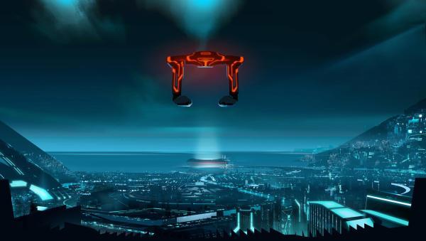 New TRON: Uprising trailer